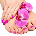 Pedicure no Itaim Bibi